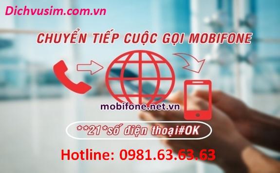 Hướng dẫn cách chuyển tiếp cuộc gọi Mobifone miễn phí.