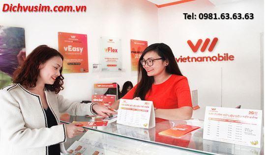 Đăng Ký Sim Vietnamobile Chính Chủ Đơn Giản, Nhanh Chóng.